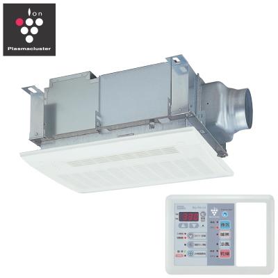 マックス(MAX) 低風量24時間換気機能付 「プラズマクラスター」技術搭載 浴室暖房・換気・乾燥機(2室換気・100V) BS-112HMNL-CX 【特定保守製品】