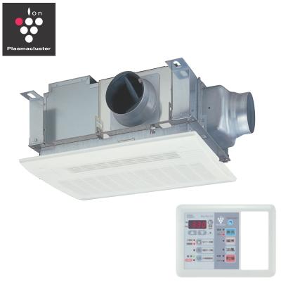 マックス(MAX) 低風量24時間換気機能付 「プラズマクラスター」技術搭載 浴室暖房・換気・乾燥機(3室換気・100V) BS-113HMNL-CX 【特定保守製品】