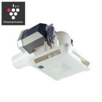 マックス(MAX) 角型給気グリル 「プラズマクラスター」技術搭載 エルボ・曲 (簡単取付・風量調節機能付) ES-50KLW3-CX