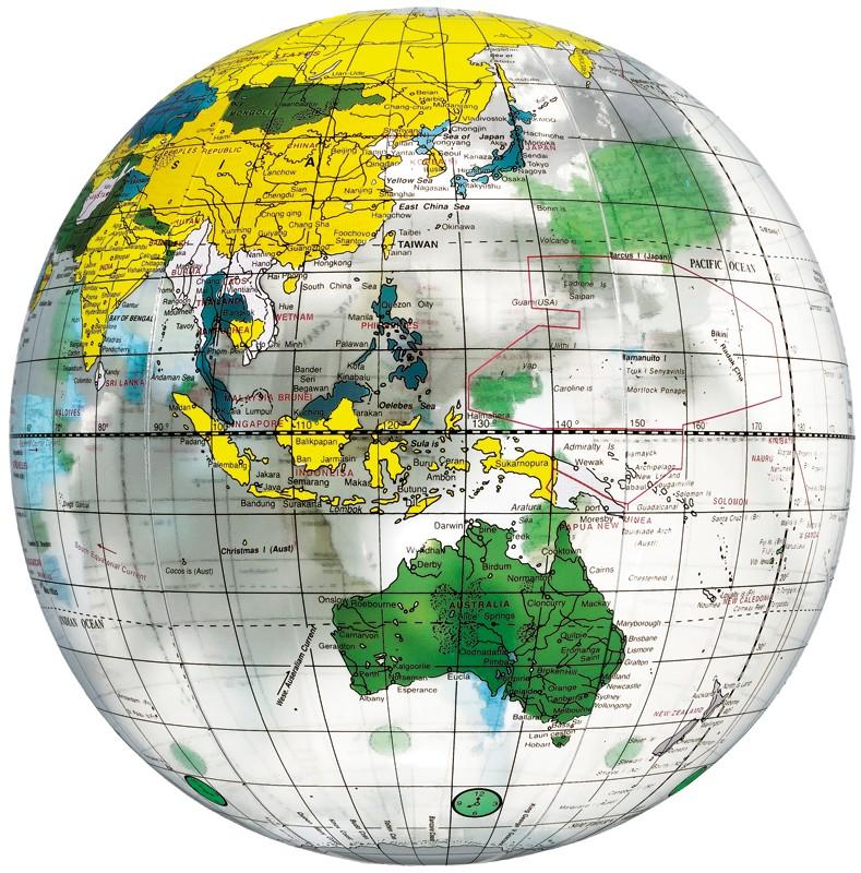 【ゆうパケット配送/代引不可】【メール便/ゆうメール】 【ゆうパケット対応/代引不可】イガラシ(IGARASHI) 地球儀ボール(クリア) BGP-240