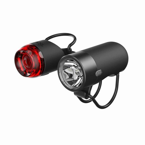 シンプルイズザベストな ノグらしいライト PLUG TWINPACK knog ノグ オシャレ リヤ 自転車ライト フロント 商品 セット 特売