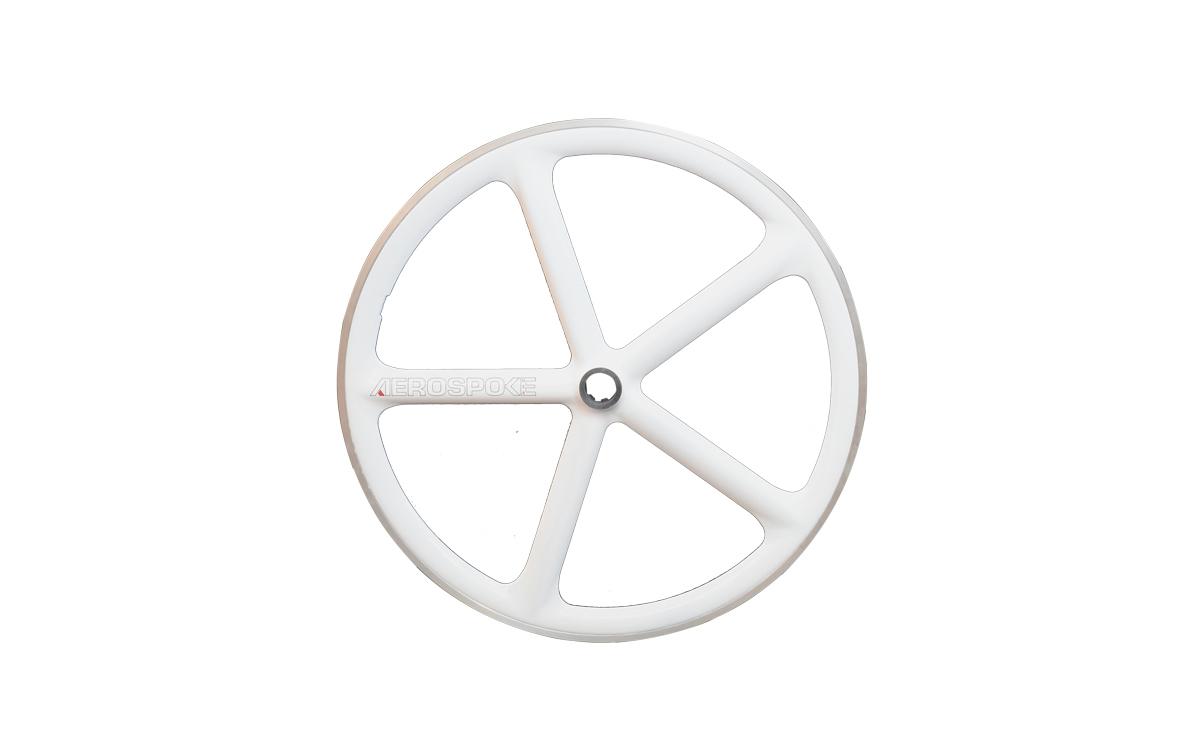 AEROSPOKE White エアロスポーク ホワイト(ハブ無し)