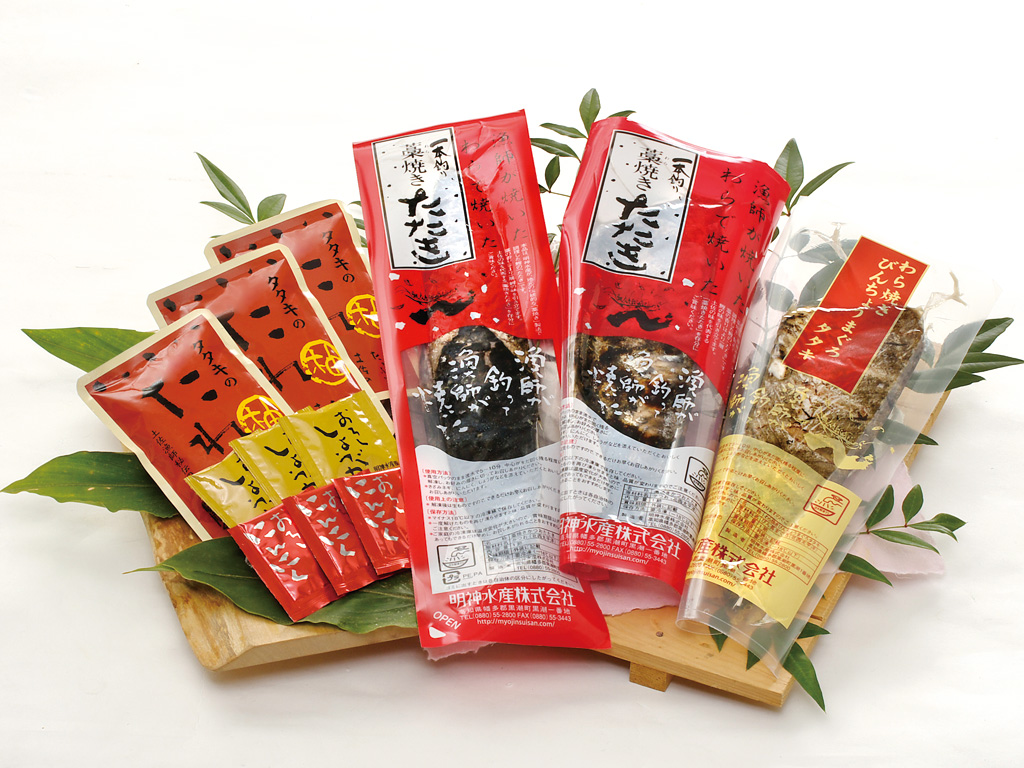 【大サイズ】鰹と鮪の贅沢食べ比べ 【明神水産】藁焼き鰹たたき2節・トロびんなが鮪たたき1節セット【WTM-1】
