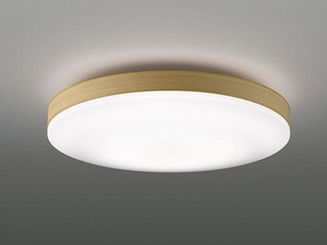 コイズミ照明 LEDシーリング KOIZUMI(コイズミ) 【送料無料】8畳 調光調色 省エネ 明るい 木彫枠 ナチュラル 木目調 シンプル