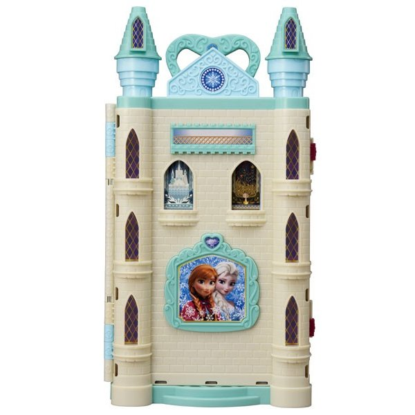 メーカー: 無料 発売日: ディズニー プレシャスコレクション ふるさと割 ストーリーキャッスル 133247 アナと雪の女王 1個