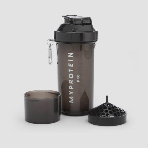 マイプロテイン 公式 【MyProtein】スマート シェイク スリム シェーカー 500ml(ブラック) | シェイカー プロテインシェイカー 溶かす 混ぜる ボトル コップ 容器 ダイエットシェイク スムージー【楽天海外直送】