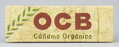 スローバーニング 手巻きタバコ用巻紙 OCB 注目ブランド 手巻きタバコ用 巻紙 タイムセール オーガニック ペーパー 1 50枚入 76mm 手巻きタバコ 4