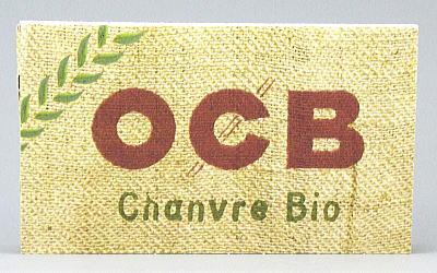 スローバーニング 手巻きタバコ 巻紙 OCB 手巻きタバコ用 ペーパー オーガニック ダブル 100枚入 4年保証 69mm いつでも送料無料