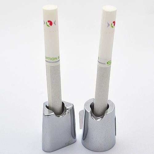 <title>瞬間火消し クラシック火消し 金属製 タバコ消し 品質保証 2個セット 81340500</title>