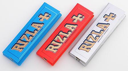手巻きタバコ 巻紙 入手困難 購入 69mm 50枚入 RIZLA シングル ペーパー 手巻きタバコ用 リズラ