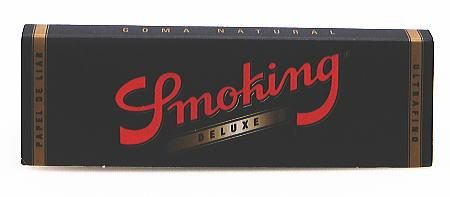 脅威の超極薄0.028mm 手巻きタバコ用巻紙 セール Smoking スモーキング 手巻きタバコ デラックス 1 誕生日プレゼント 巻紙50枚入 ペーパー 4 Deluxe 78mm