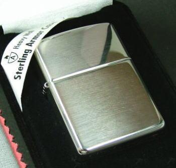 送料無料 おまけ付!zippo ARMOR(ライター)#26 スターリングシルバー925 純銀 アーマー 鏡面仕上げ /ZIPPO/ジッポ/ジッポーライター/lighter