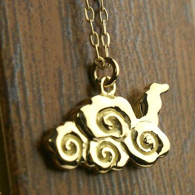 飛雲(ひうん) ゴールド ペンダント ネックレス 18金 k18 ジュエリー レディース 通販 送料無料