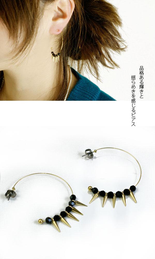 Hoop Earrings Swarovskicrystalstads Swarovski Earring