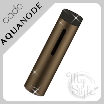 【送料無料】カドー アクアノード ブラウンCADO AQUANODE 水素水生成器 高濃度 水素水 ポータブル