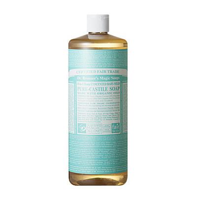 博士布朗納魔術肥皂嬰兒溫和944mL