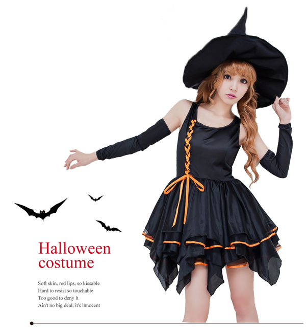 costume  sc 1 st  Rakuten & mystylist | Rakuten Global Market: Witch costume witch Halloween ...