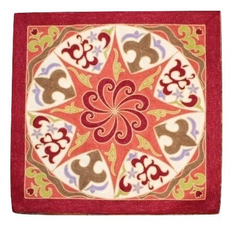 カラフルな刺繍が特徴のクッションカバー 送料無料新品 クッションカバー モロカン 刺繍 北欧 高級感 人気急上昇 優しい質感 セール 45x45 アウトレット フラワー レッド