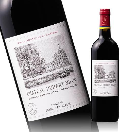 【送料無料】シャトー・デュアル・ミロン・ロートシルト'13(ACポイヤック:第4級グラン・クリュ 赤 フルボディ)  [赤ワイン]  【7776810】