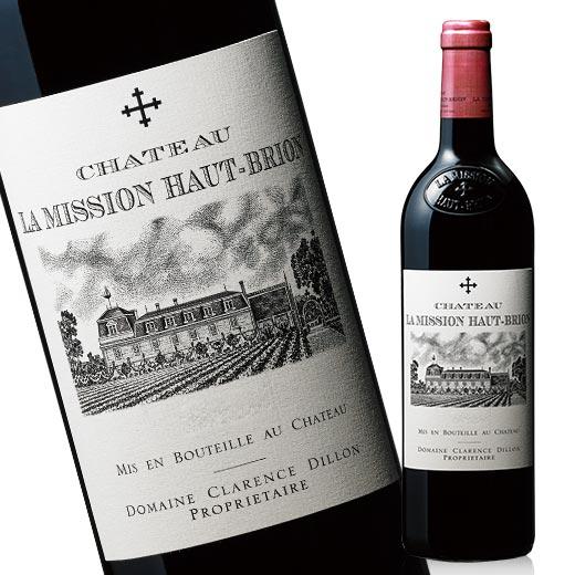 【送料無料】シャトー・ラ・ミッション・オー・ブリオン'13(ACペサック・レオニャン 赤 フルボディ)  [赤ワイン]  【7776848】