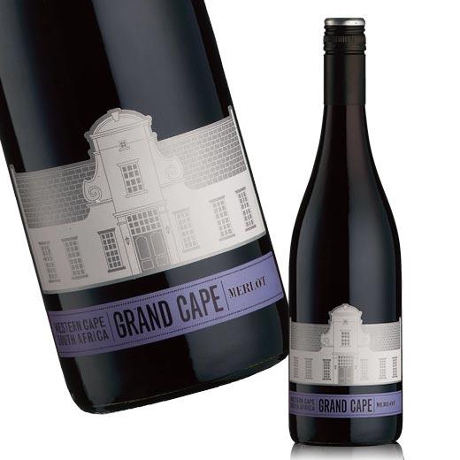 大自然を感じさせる南アフリカワイン グランド 激安挑戦中 ケープ メルロー おすすめ特集 ウエスタン フルボディ 赤ワイン 7780236 赤