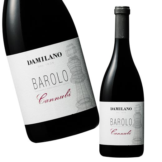 【送料無料】バローロ・カンヌビ・ダミラノ'13(DOCGバローロ カンヌビ 赤 フルボディ)  [赤ワイン] 【7781156】