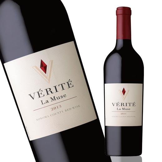 【送料無料】ヴェリテ ラ・ミュゼ'13(赤 フルボディ)[赤ワイン]【7781261】
