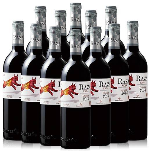 【送料無料】ラサ・クリアンサ'14 12本セット[赤ワイン][ワインセット]【7786339】