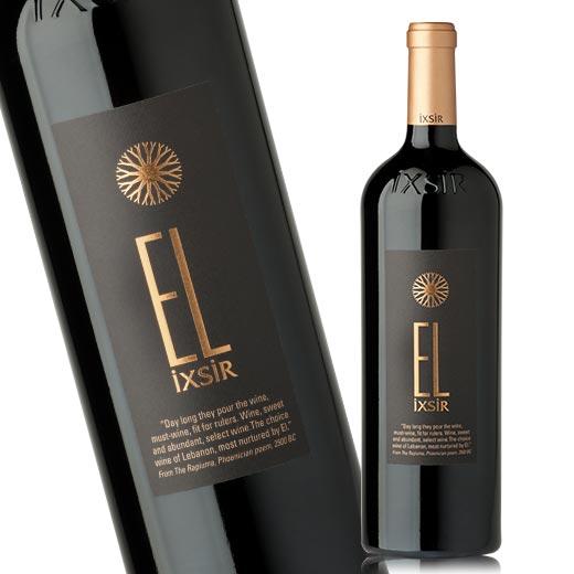 エル・イクシール・レッド(赤 フルボディ)[赤ワイン][レバノン]【7786402】