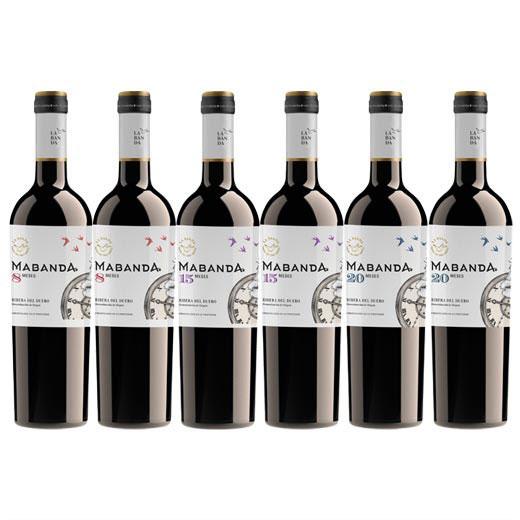 【送料無料】樽熟 期間で楽しむワイン マバンダ3種6本セット 赤ワイン ワインセット【7786630】