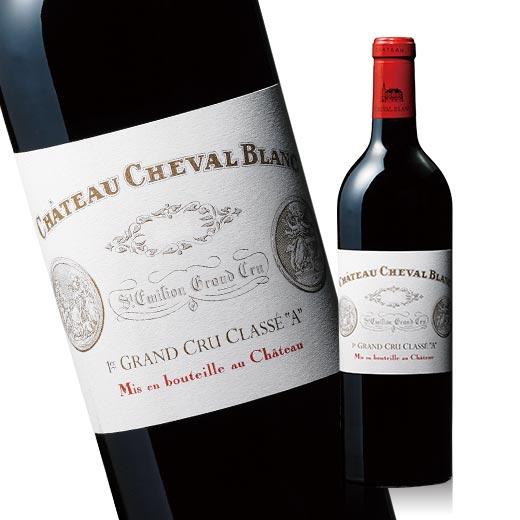 【送料無料】シャトー・シュヴァル・ブラン'14(ACサンテミリオン:第1特別級Aグラン・クリュ 赤 フルボディ) 赤ワイン 【7786878】