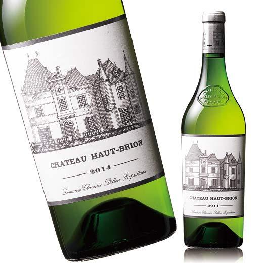 【送料無料】シャトー・オー・ブリオン・ブラン'14(ACペサック・レオニャン 白 辛口)白ワイン 【7786901】