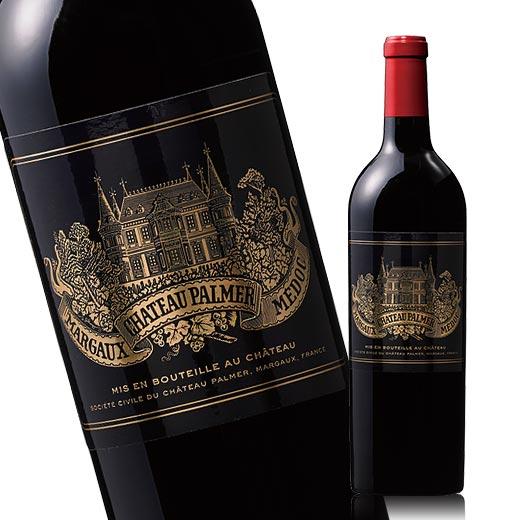 【送料無料】シャトー・パルメ'14(ACマルゴー:第3級グラン・クリュ 赤・フルボディ)赤ワイン【7786922】