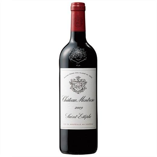【送料無料】シャトー・モンローズ'09(ACサンテステフ第2級:グラン・クリュ 赤 フルボディ) 赤ワイン 【7787160】