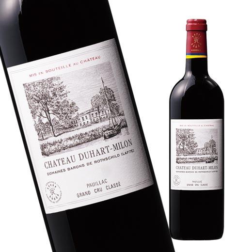 【送料無料】【ギフト箱】シャトー・デュアール・ミロン'05(ACポイヤック:第4級グラン・クリュ 赤 フルボディ) 赤ワイン 【7789347】