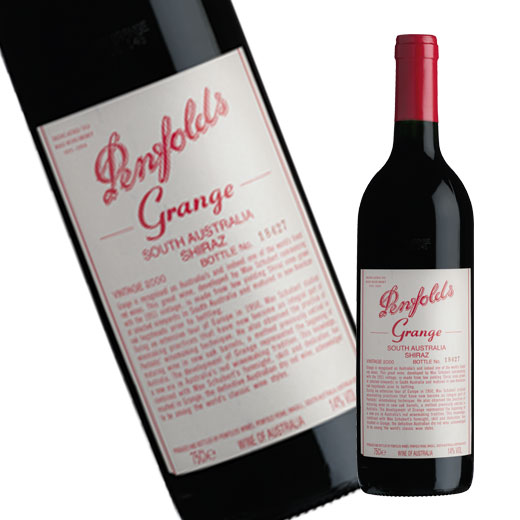 【送料無料】ペンフォールド・グランジ'15(赤 フルボディ) 赤ワイン オーストラリア 【7788219】