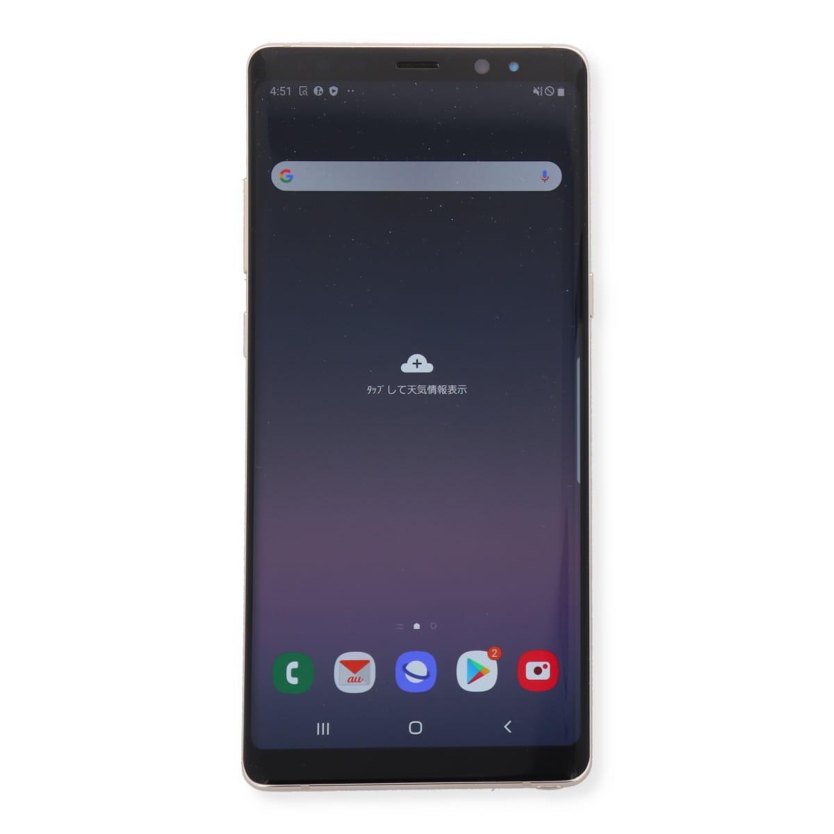 <title>Galaxy Note 8 au 64GB 安値 Samsung 中古 ネットワーク利用制限保証 送料無料 1ヵ月保証 SCV37 Cランク スマホ スマートフォン 本体 端末 保証付き</title>