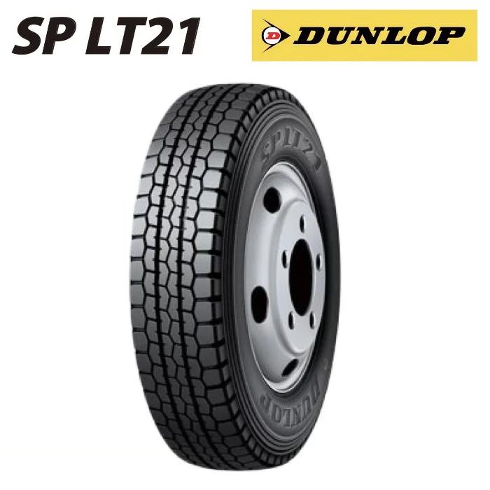 サマータイヤ DUNLOP LT21 195/75R15 109/107L バン・小型トラック用