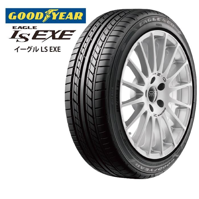 サマータイヤ GOODYEAR LS EXE 215/35R19 85W XL 乗用車用 低燃費タイヤ