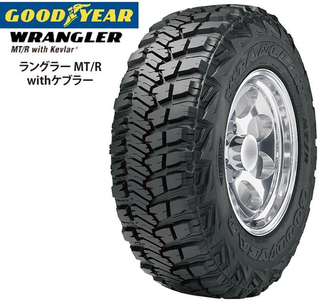 サマータイヤ GOODYEAR WRANGLER MT/R 265/70R16 112Q 4X4・SUV用