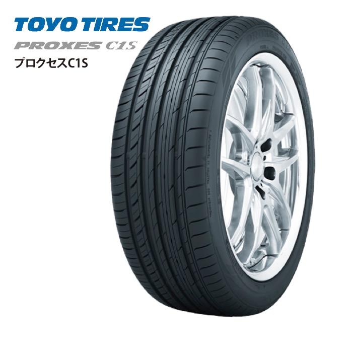 サマータイヤ TOYO TIRES PROXES C1S 225/50R16 96W XL 乗用車用
