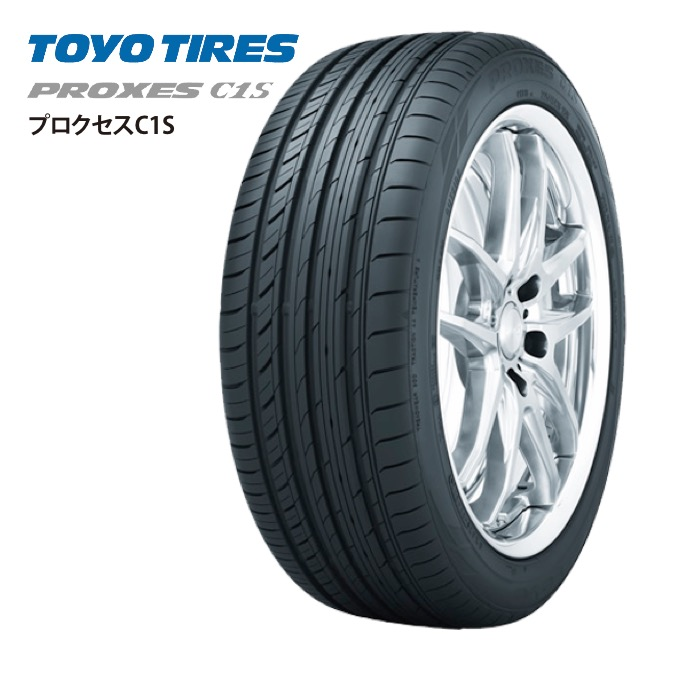 サマータイヤ TOYO TIRES PROXES C1S SPEC-a 215/55R17 乗用車用
