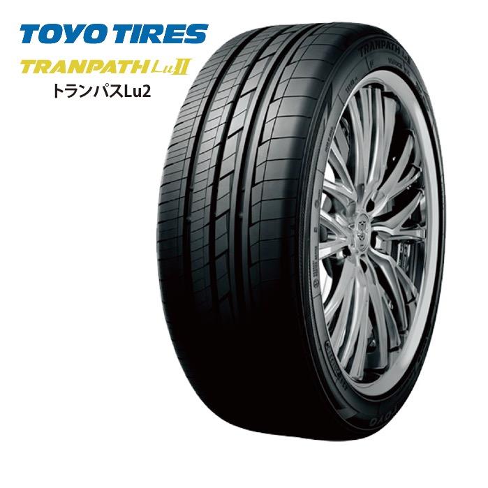サマータイヤ TOYO TIRES TRANPATH Lu2 235/50R18 101W XL ミニバン用 低燃費タイヤ