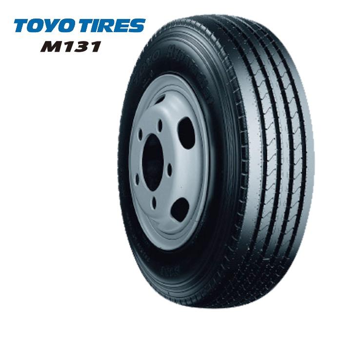 サマータイヤ TOYO TIRES M131 7.00R15 10PR チューブタイプ バン・小型トラック用
