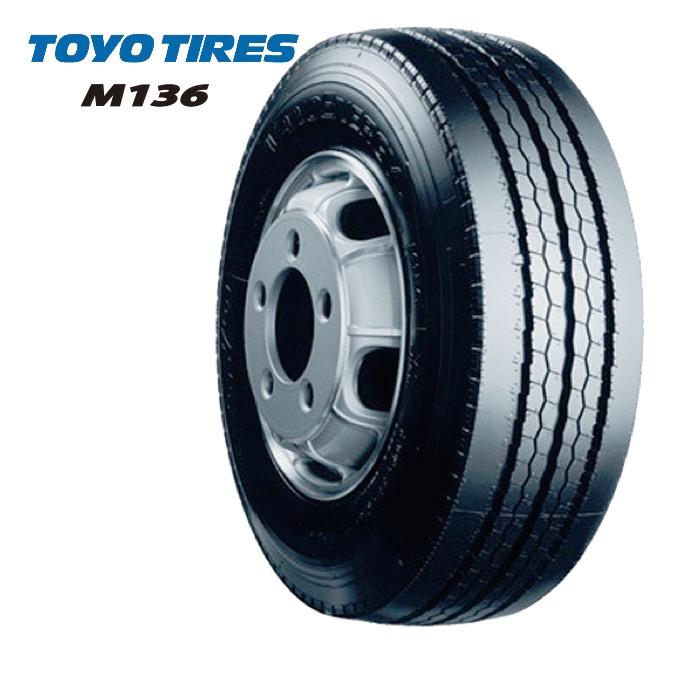 2017年製 サマータイヤ TOYO TIRES M136 205/70R16 111/109L バン・小型トラック用