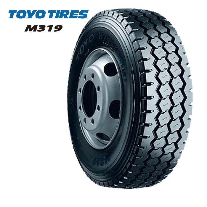 サマータイヤ TOYO TIRES M319 6.50R16 12PR チューブタイプ バン・小型トラック用