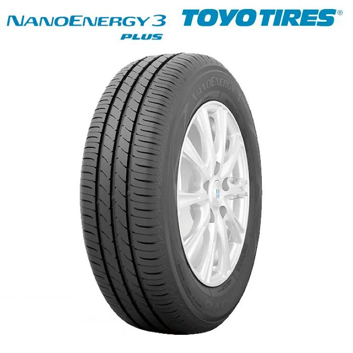 サマータイヤ TOYO TIRES NANO ENERGY 3 PLUS 195/45R17 81W 乗用車用 低燃費タイヤ