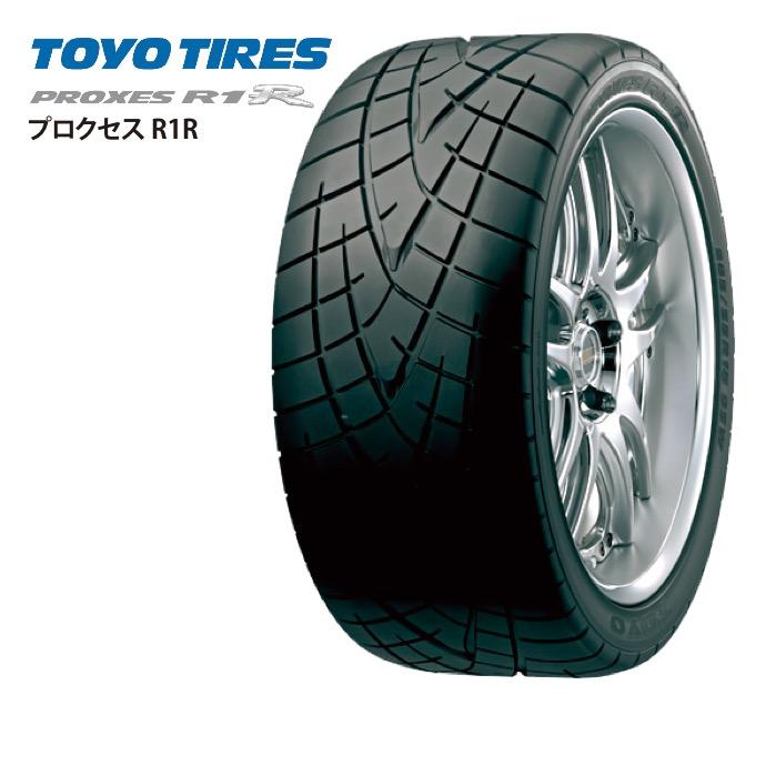 サマータイヤ TOYO TIRES PROXES R1R 225/40R18 88W 乗用車用