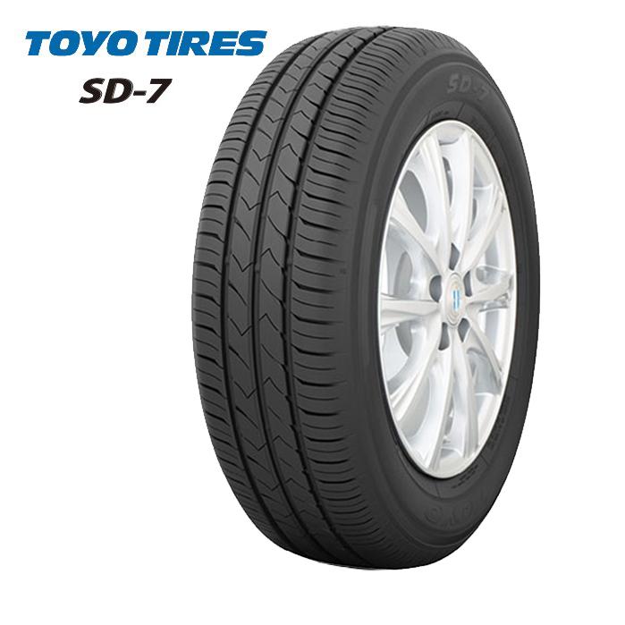 サマータイヤ TOYO TIRES SD-7 225/45R18 91W