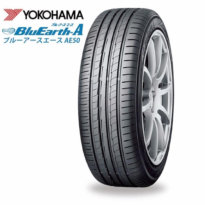 サマータイヤ YOKOHAMA BluEarth-A AE50 275/30R20 97W XL 乗用車用 低燃費タイヤ